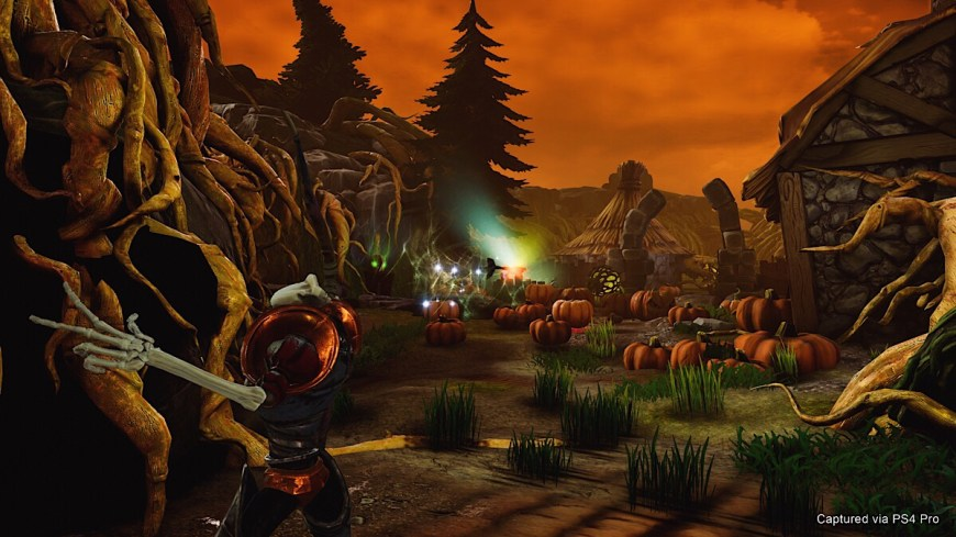 PlayStation 4 MediEvil Remake Official Screenshot