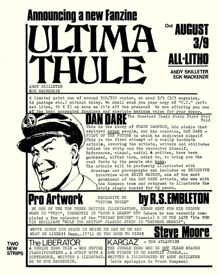 Ultima Thule Ad