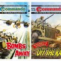 Commando issues 5235 – 5258