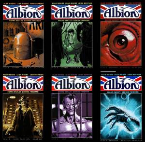 Albion Cover Montage