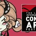 Lakes International Comic Art Festival 2019 - Junko Mizuno Banner