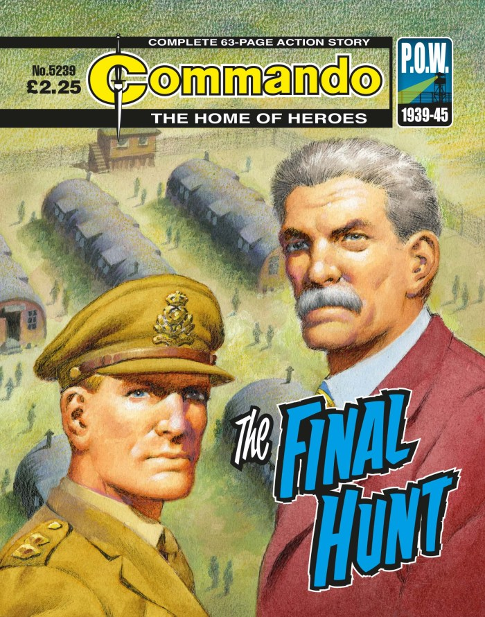 Commando 5239: Home of Heroes - The Final Hunt