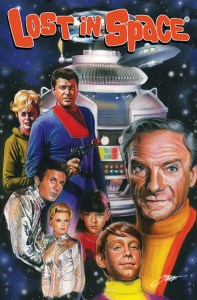 Irwin Allen's Lost in Space: The Lost Adventures launched in 2016 from American Gothic Press
