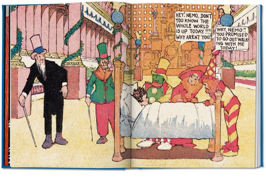 The Complete Little Nemo 1910-1927