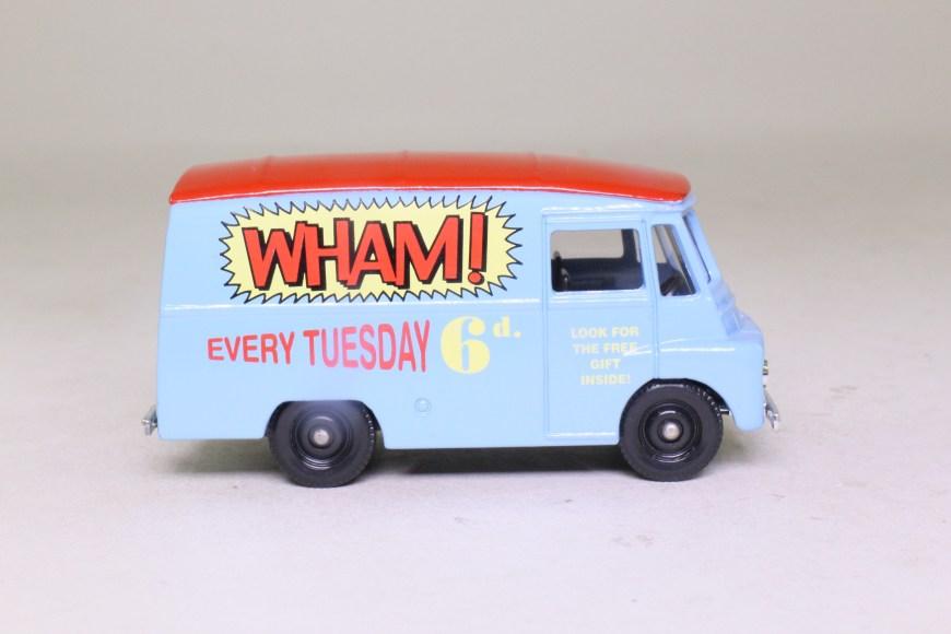 "Days Gone Lledo: No. DG071024 1959 Morris LD Van Wham! Via ""Little Wheels"""