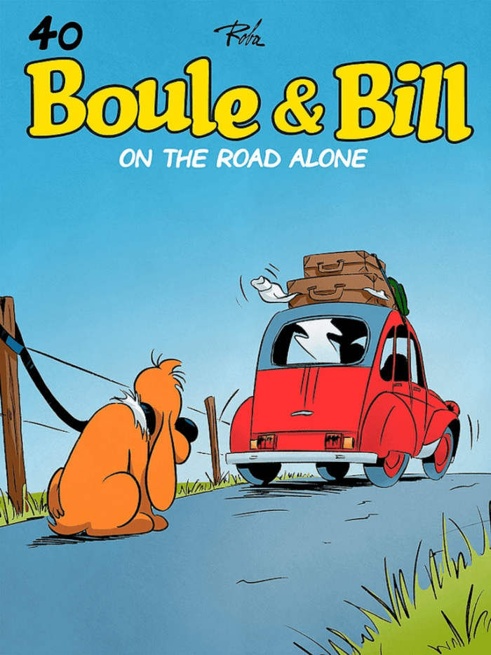Summer Adventures - Boule & Bill - Art by Nicolas Amiard