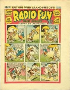 Radio Fun Issue 1