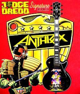 Anthrax Signature Series Guitar