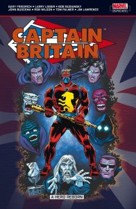 Captain Britain Volume 2: Hero Reborn