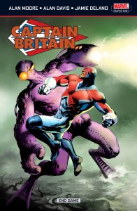 Captain Britain Volume 5: End Game