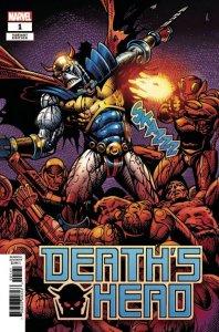 Death's Head #1 - LIam Sharp