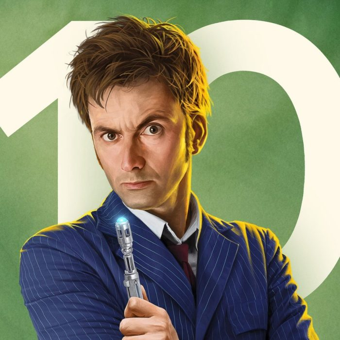 """Some people live more in 20 years than others do in 80. It's not the time that matters, it's the person."" - The Tenth Doctor"