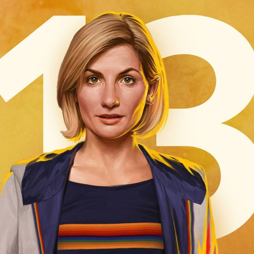 """Oh, brilliant!"" - The Thirteenth Doctor"