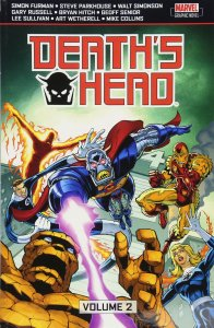 Death's Head: Volume 2 (2007)