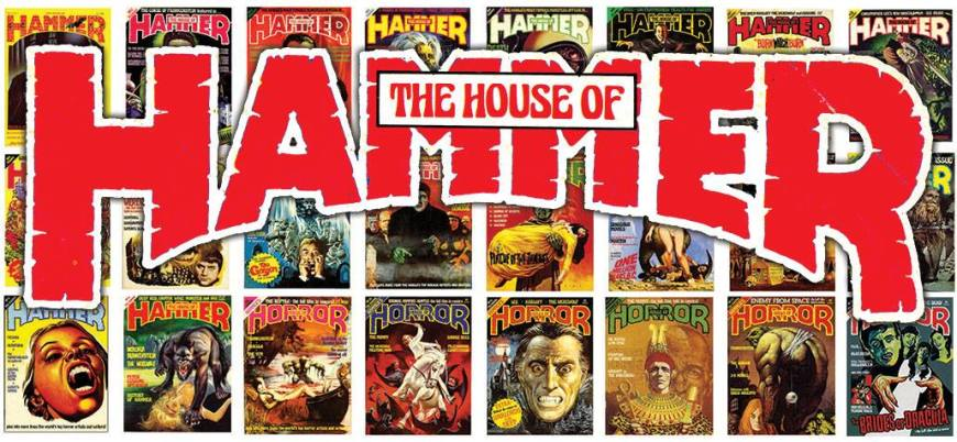 House of Hammer Promotional Banner