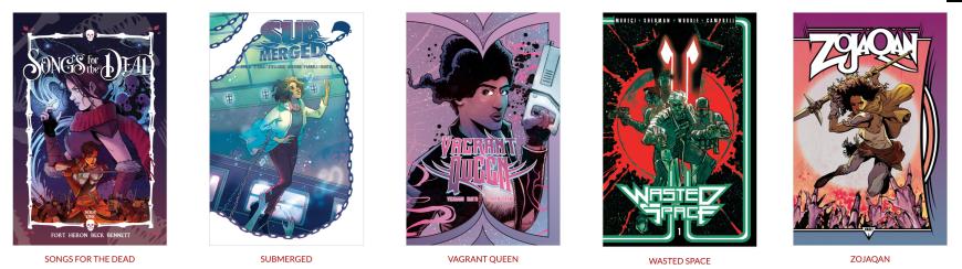 Vault Comics Free Firsts 2019