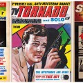 TV21, TV Tornado and Solo Comics Montage