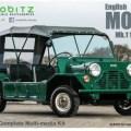 Motobitz 1:24 Moke Mk.1