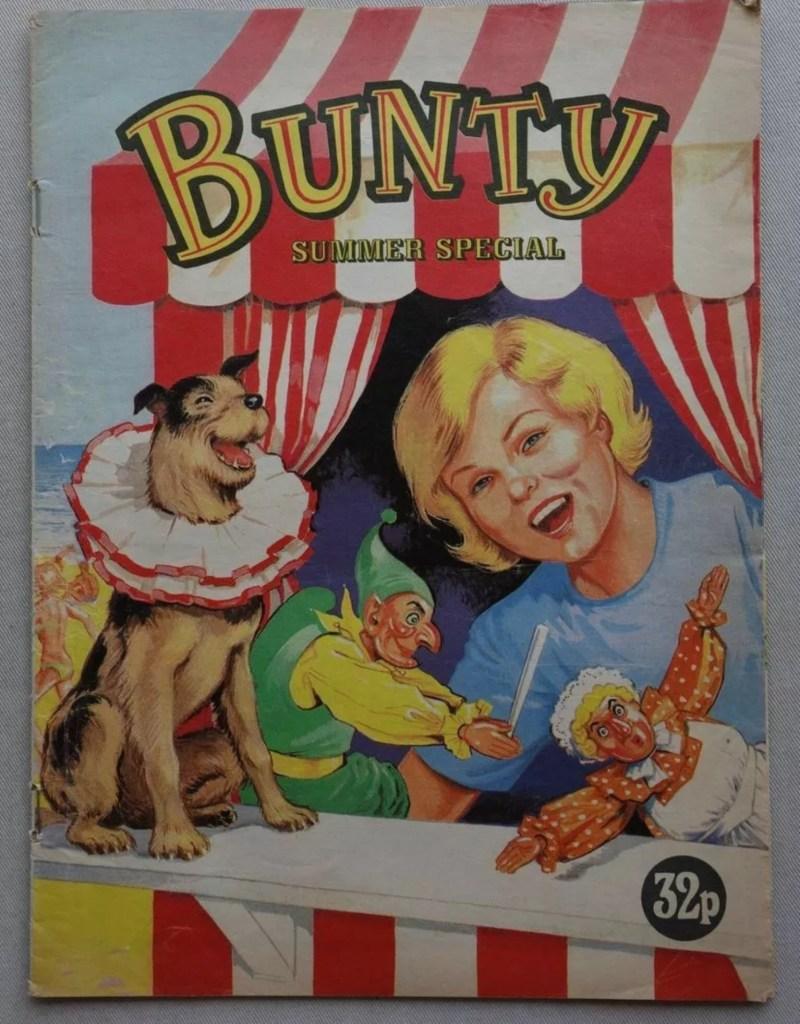Bunty Summer Special 1981