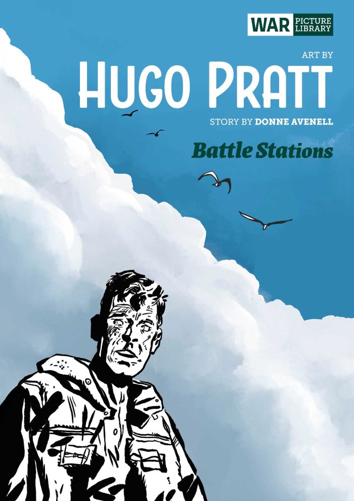 Battle Stations: War Picture Library. Note this may not be the final cover