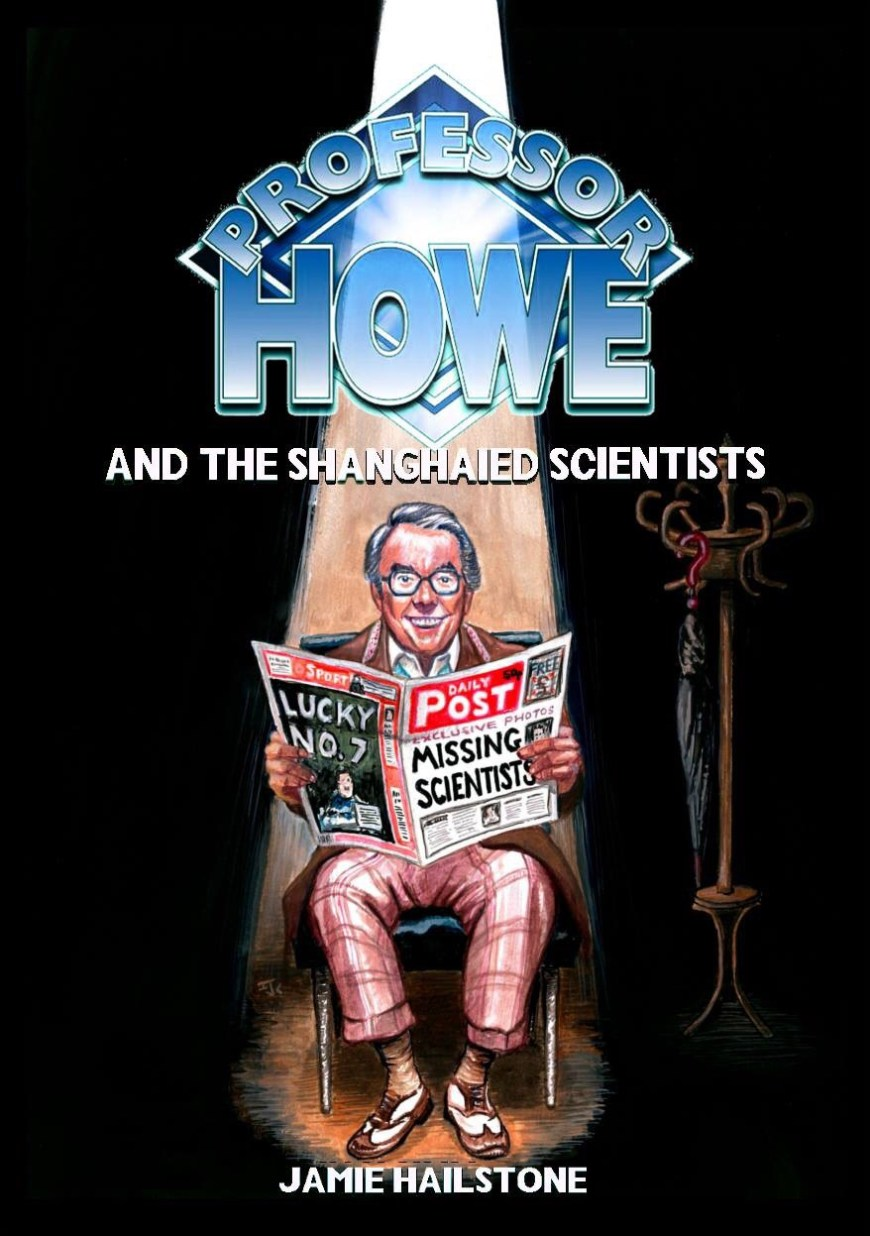 Professor Howe and the Shanghaied Scientists