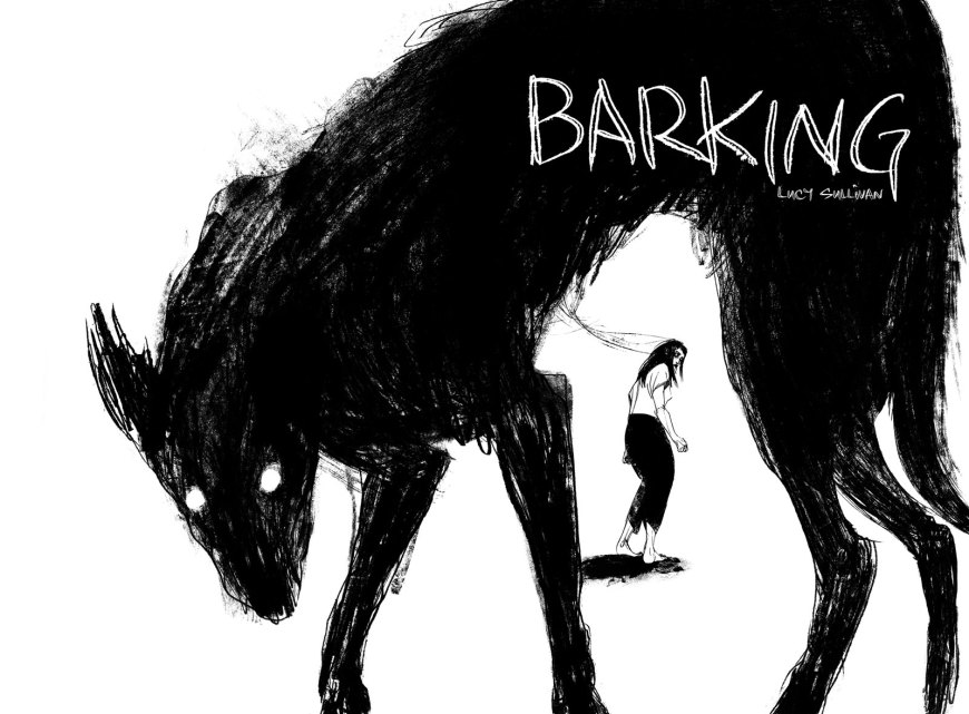 Barking Press image by Lucy Sullivan