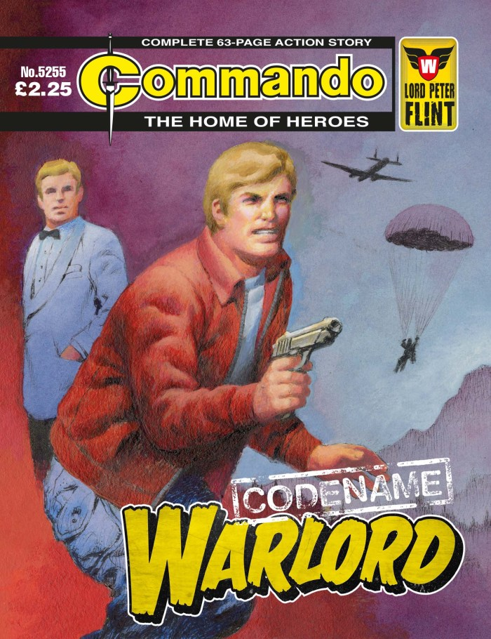 Commando 5255: Home of Heroes: Codename Warlord