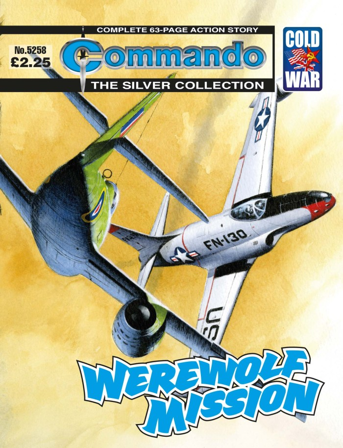 Commando 5258: Silver Collection: Werewolf Mission