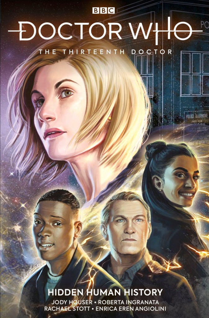Doctor Who The Thirteenth Doctor Volume 2 - Cover