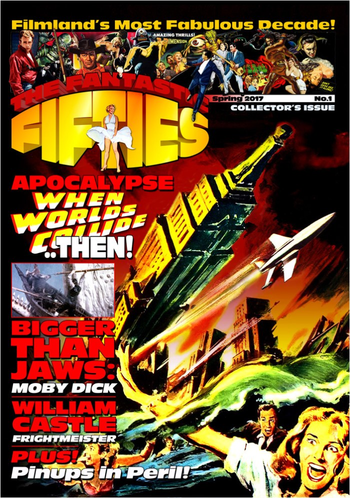 The Fantastic Fifties Issue 1