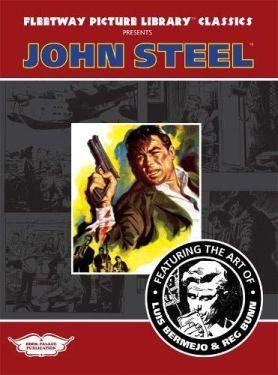 John Steel Casebooks (Fleetway Picture Library Classic)