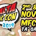 Malta Comic Con 2019