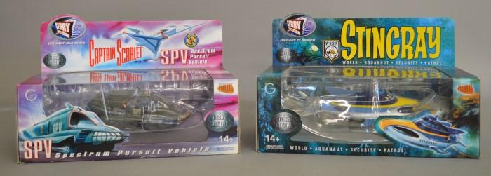 Product Enterprise SPV and Stingray