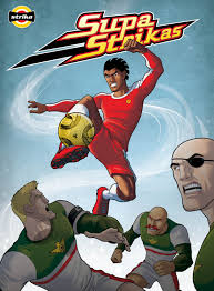 Supa Strikas - Comic