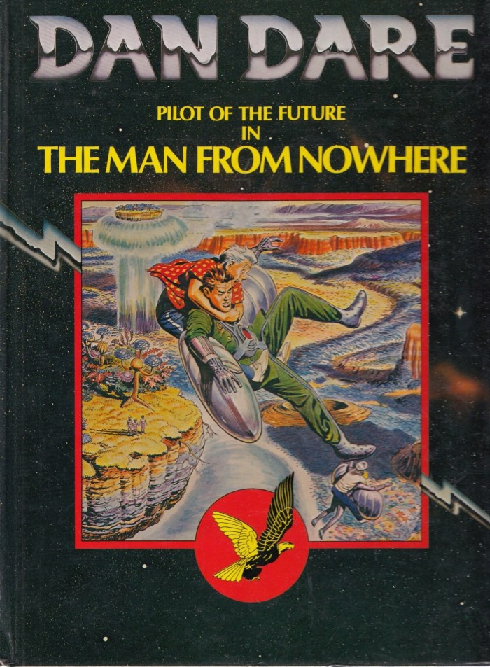 "The Dragon's Dream ""Dan Dare: Man from Nowhere"" collection"