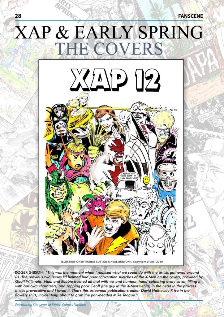 FANSCENE Issue 3 - XAP