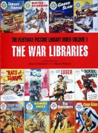 The War Libraries by Steve Holland and David Roach