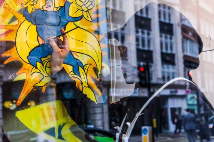 Beano Studios - Sleek Window Launch 18th September 2019 - Sleek AT Work