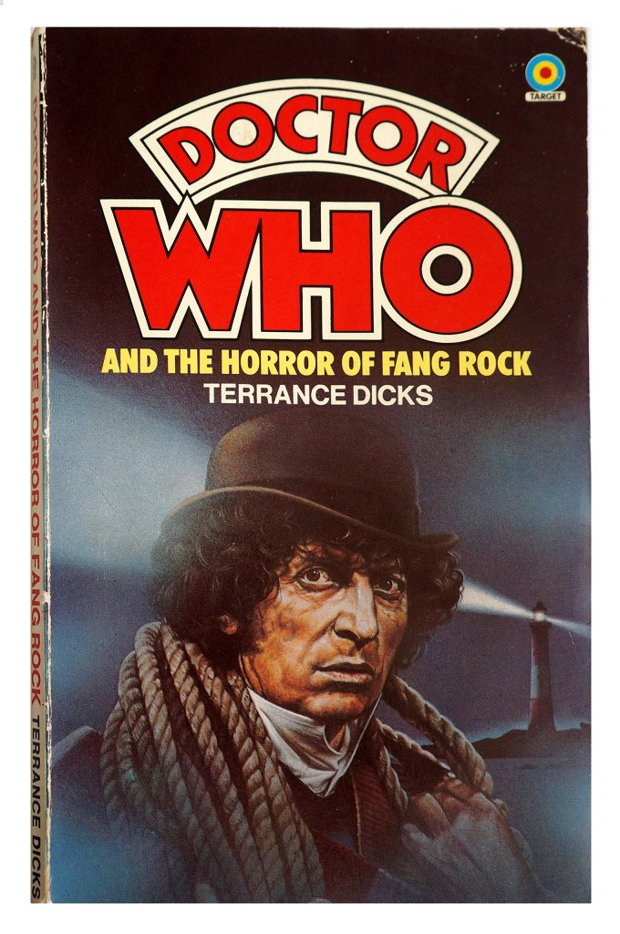 Doctor Who: The Horror of Fang Rock by Terrance Dicks (Target Books)