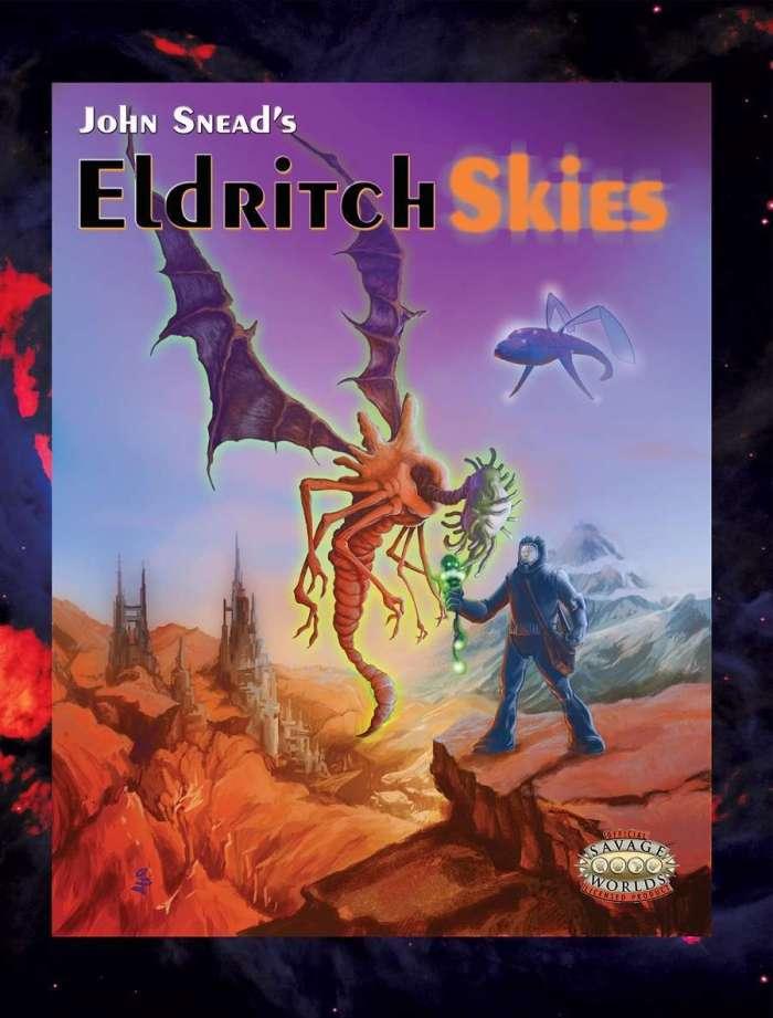 Battlefield Press - Eldritch Skies