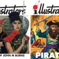 The Book Palace illustrators 2020 Specials
