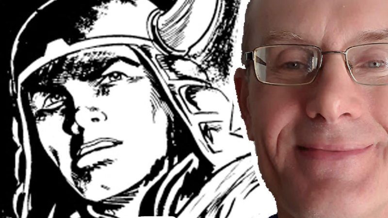 Creating Comics: An Interview with Eagle and Battle writer James Tomlinson