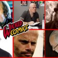 Malta Comic Con 2019 guests include Nigel Parkinson, Ian Richardson, Mark Stafford and Nigel Twumasi, Nikos Koutsis from Greece and Ferran Rodriguez Sanchez from Spain