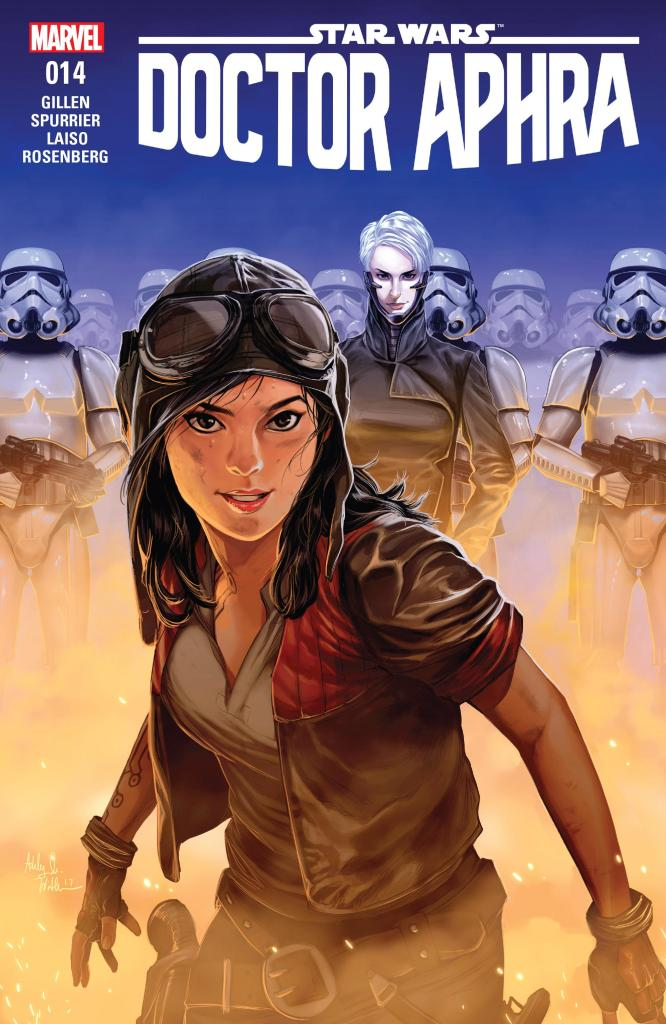 Star Wars: Doctor Aphra #14 - Cover