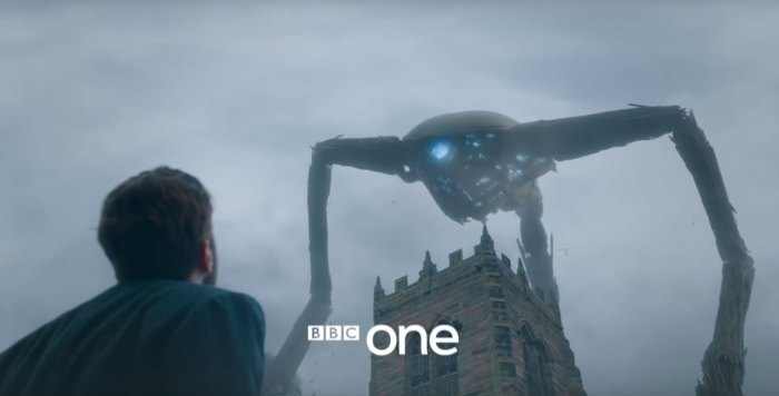 War Of The Worlds - BBC One - 2019