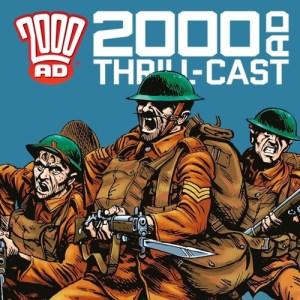 2000AD Thrill- Cast - Charley's War