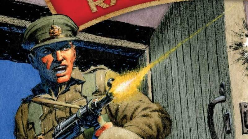 Sneak Peek: Commando's Ramseys Raiders Volume Two
