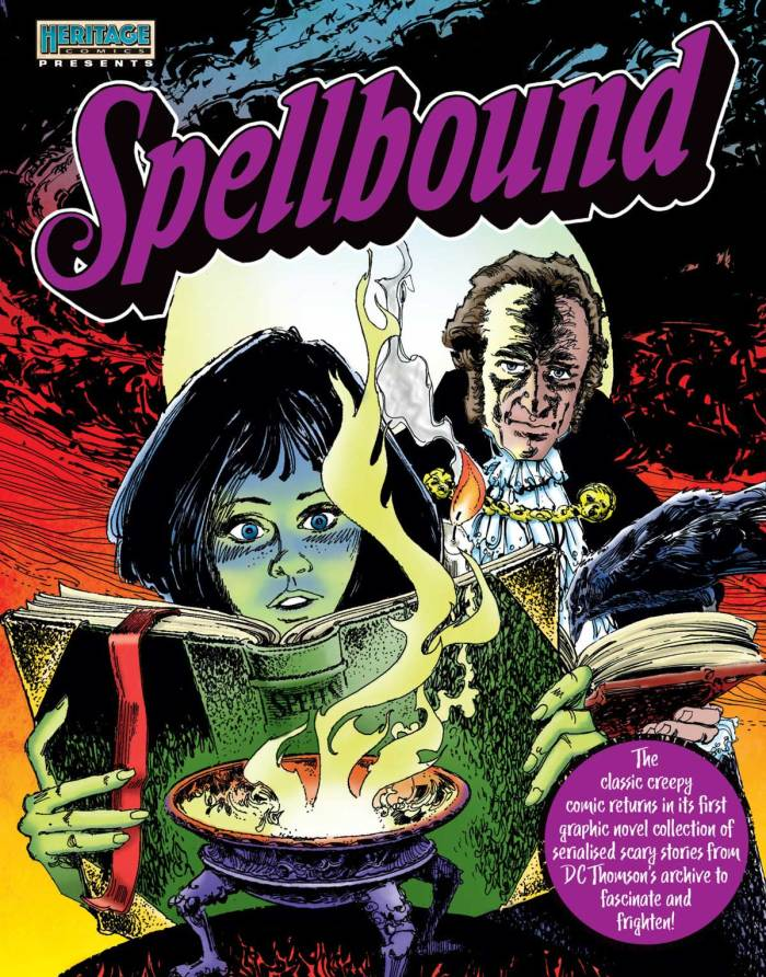 Spellbound - Cover