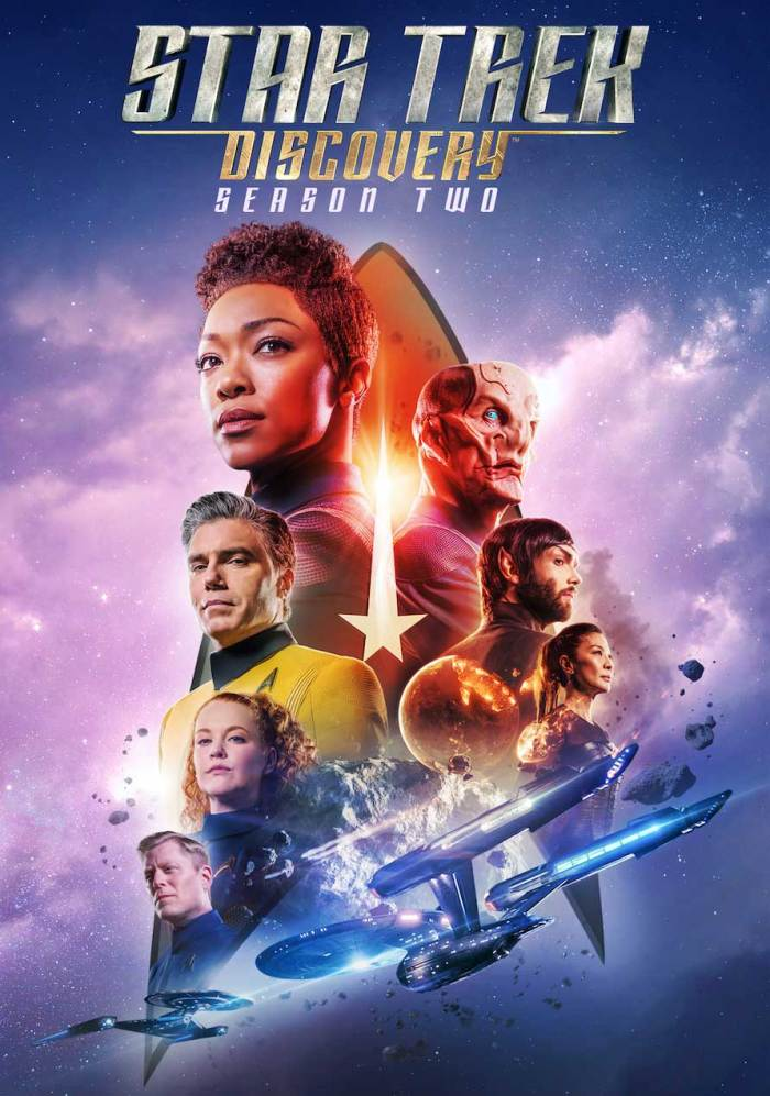 Star Trek: Discovery Season Two Blu-Ray and DVD
