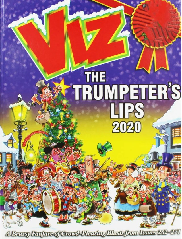 Viz Annual 2020: The Trumpeter's Lips: A Rousing Blast from the pages of Issues 262~271